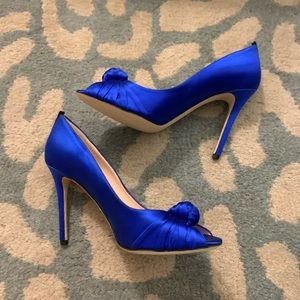 SJP by Sarah Jessica Parker Shoes - SJP Sarah Jessica Parker Royal Blue Pumps
